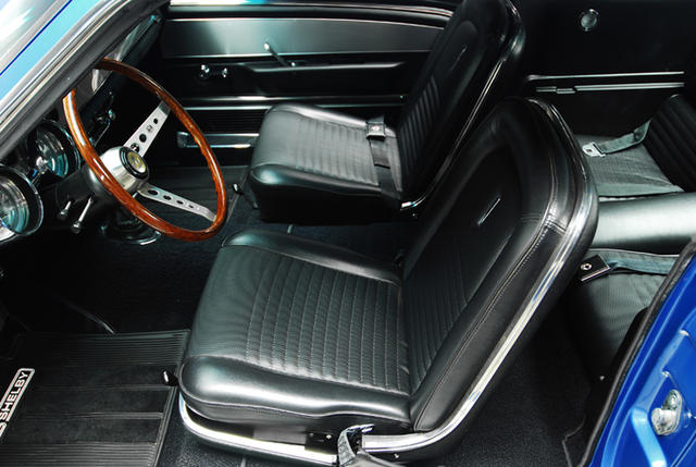 Restomod 67 Shelby Gt500 Mustang Muscle Cars News And