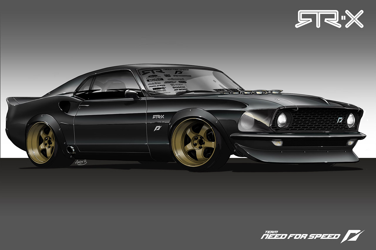 American muscle fast and furious viewing gallery