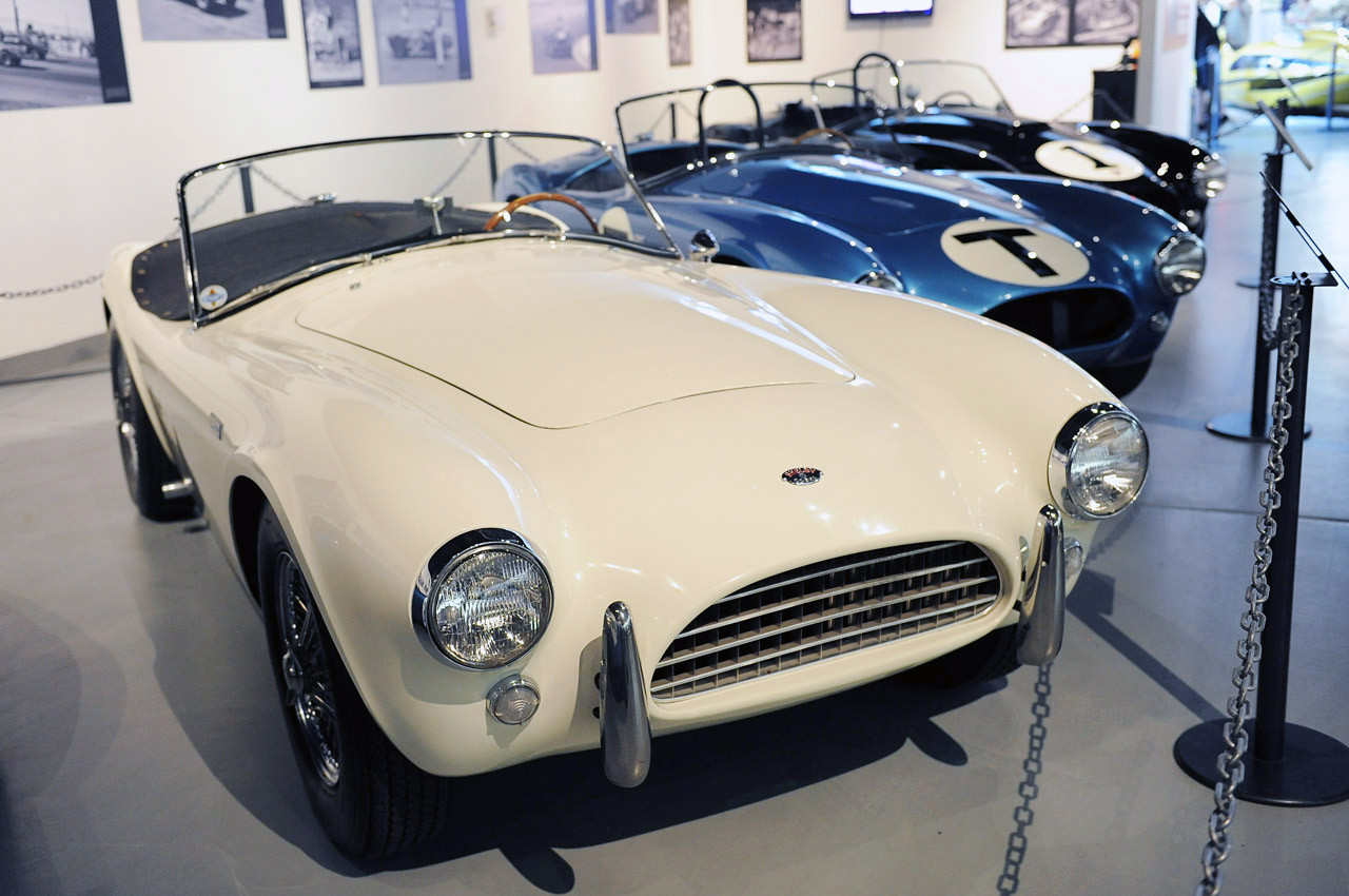 Shelby Cobra - 50th Anniversary Reunion