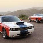 Sox and Martin Collector Series Hemi Cuda