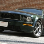 Tim Allen 2008 Ford Mustang Bullitt