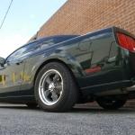 Tim Allen 2008 Ford Mustang Bullitt