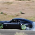 Vaughn Gittin Jr's 1969 RTR-X Mustang