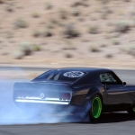 Vaughn Gittin Jr's 1969 RTR-X Mustang