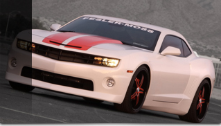 Fesler-Moss 2010 Chevrolet Camaro