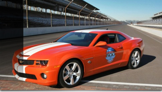 2010 Camaro Indy 500 Into Production - Muscle Cars Blog