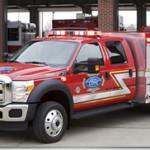 Multipurpose First-responder 2011 Ford Super Duty®