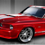 Shelby GT500CR Mustang by Classic Recreations