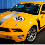 The new Mustang BOSS 302R