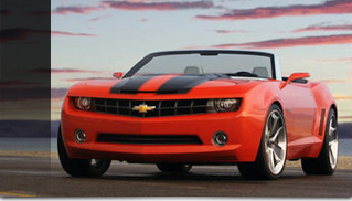 Chevrolet Camaro Convertible - Muscle Cars Blog