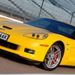 Chevrolet Corvette Gets 4 Doors?