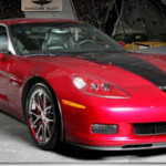 Auctioned Corvette Z06 Special Edition – For Haiti