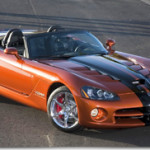 """Best Curves"" Award Goes To 2010 Dodge Viper Srt 10"