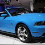 Detroit 2010: Ford Mustang GT Convertible