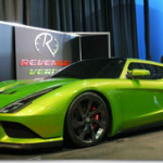 Revenge Verde Supercar in Detroit 2010