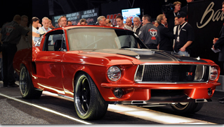 Ring Brothers Mustangs - The Copperback - Muscle Cars Blog
