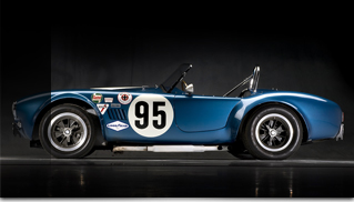 Shelby Cobra 1964 - Muscle Cars Blog