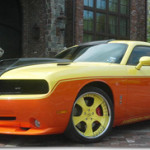 2008 Sanderson-Barris Kustom Dodge Challenger, Vanishing Point