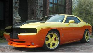 Sanderson-Barris Kustom Dodge Challenger - Muscle Cars Blog