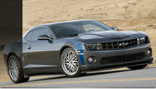 2010 HPE700 LS9 Camaro - Muscle Cars Blog