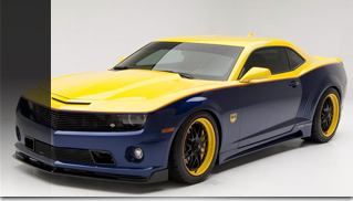 Chevrolet Camaro 2SS Custom - Muscle Cars Blog