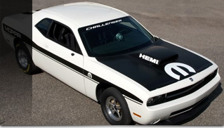 2010 Dodge Challenger Drag Pak - Muscle Cars Blog