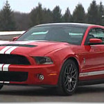 2011 Ford Shelby GT500 Leaked!