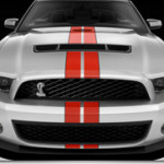 2011 Shelby GT500 – Adding Power, Reducing Weight