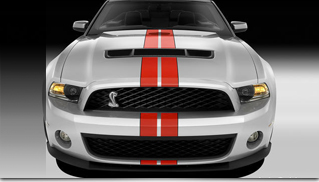 2011 Shelby GT500 - Muscle Cars Blog