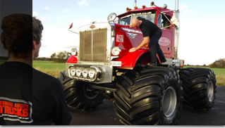 Big Pete Monster Truck - Muscle Cars Blog