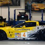 Chevrolet Corvette C6R GT2 – Live