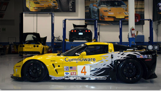 Chevrolet Corvette C6R GT2 - Muscle Cars Blog