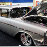 Custom 1957 Chevy – 1589hp Pure Muscle Car