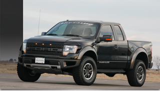 Ford F150 Hennessey VelociRaptor 500