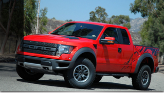 Ford F150 SVT Raptor - Muscle Cars Blog
