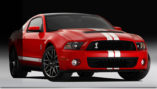 Shelby GT500 SVT Performance Package - Muscle Cars Blog