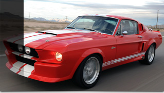 Shelby GT500CR - Muscle Cars Blog