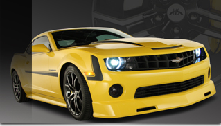 HAVOC Camaro Aero Kit - Muscle Cars Blog