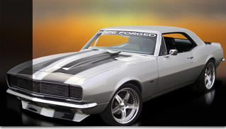 1967 Chevrolet Camaro - Muscle Cars Blog