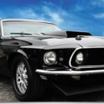 1969 Ford Mustang Custom Fastback