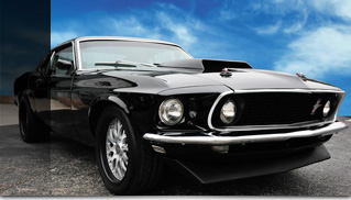 1969 Ford Mustang - Muscle Cars Blog