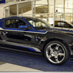 2010 Coach Cal Edition Roush Mustang