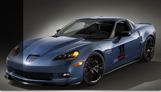 2011 Chevrolet Corvette Z06 Carbon Limited Edition - Muscle Cars Blog