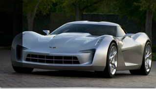 Chevrolet Corvette Stingray Concept - Muscle Cars Blog