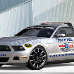 2011 Ford Mustang V6 – NASCAR Pace Car