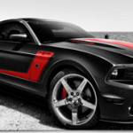 2010 Ford Mustang Roush Barrett-Jackson Edition