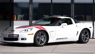 GeigerCars Chevrolet Corvette Grand Sport - Muscle Cars Blog