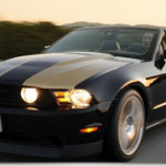 2010 Hurst Ford Racing Mustang Challenge Pace Car