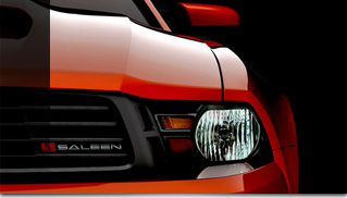 Saleen S281 Convertible at Fabulous Fords - Muscle Cars Blog