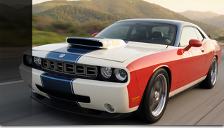 Sox and Martin package for the Dodge Challenger - Muscle Cars Blog